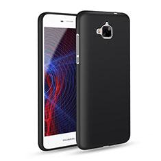 Funda Silicona Ultrafina Goma para Huawei Enjoy 5 Negro