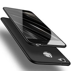 Funda Silicona Ultrafina Goma para Huawei G8 Mini Negro