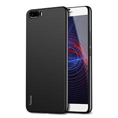 Funda Silicona Ultrafina Goma para Huawei Honor 6 Plus Negro