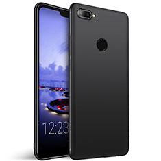 Funda Silicona Ultrafina Goma para Huawei Honor 9i Negro