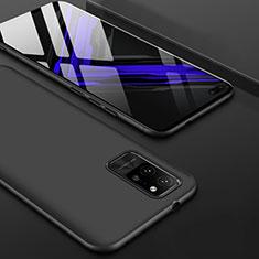 Funda Silicona Ultrafina Goma para Huawei Honor Play4 Pro 5G Negro