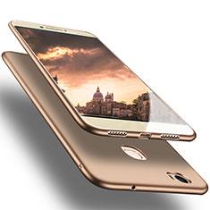 Funda Silicona Ultrafina Goma para Huawei Honor V8 Max Oro