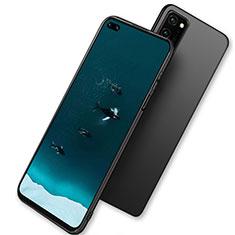 Funda Silicona Ultrafina Goma para Huawei Honor View 30 5G Negro