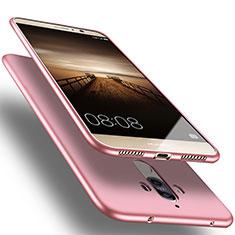 Funda Silicona Ultrafina Goma para Huawei Mate 10 Pro Rosa