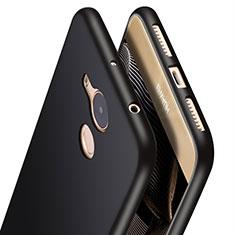 Funda Silicona Ultrafina Goma para Huawei Mate 8 Negro