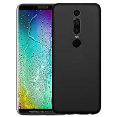 Funda Silicona Ultrafina Goma para Huawei Mate RS Negro