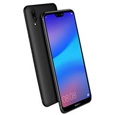 Funda Silicona Ultrafina Goma para Huawei Nova 3 Negro
