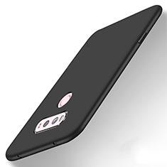 Funda Silicona Ultrafina Goma para LG V20 Negro