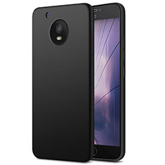 Funda Silicona Ultrafina Goma para Motorola Moto E4 Plus Negro