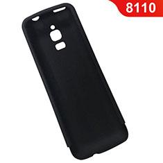 Funda Silicona Ultrafina Goma para Nokia 8110 (2018) Negro
