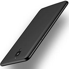 Funda Silicona Ultrafina Goma para OnePlus 3 Negro