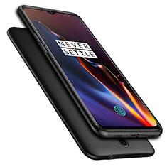 Funda Silicona Ultrafina Goma para OnePlus 7 Negro