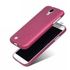 Funda Silicona Ultrafina Goma para Samsung Galaxy S4 i9500 i9505 Morado