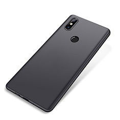 Funda Silicona Ultrafina Goma para Xiaomi Mi Mix 2S Negro