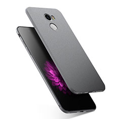 Funda Silicona Ultrafina Goma para Xiaomi Redmi 4 Standard Edition Gris
