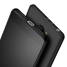 Funda Silicona Ultrafina Goma para Xiaomi Redmi 4 Standard Edition Negro