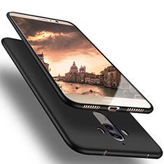 Funda Silicona Ultrafina Goma R06 para Huawei Mate 9 Negro