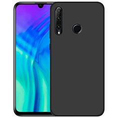 Funda Silicona Ultrafina Goma S02 para Huawei Honor 20 Lite Negro