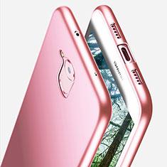 Funda Silicona Ultrafina Goma S02 para Huawei Honor 6C Rosa