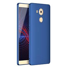 Funda Silicona Ultrafina Goma S02 para Huawei Mate 8 Azul