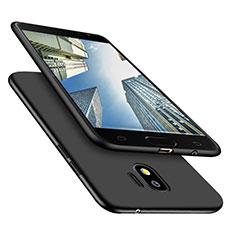 Funda Silicona Ultrafina Goma S02 para Samsung Galaxy J2 Pro (2018) J250F Negro