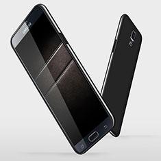 Funda Silicona Ultrafina Goma S02 para Samsung Galaxy Note 4 SM-N910F Negro