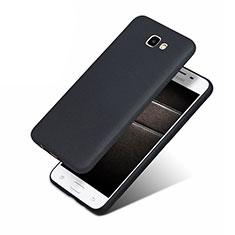 Funda Silicona Ultrafina Goma S02 para Samsung Galaxy On5 (2016) G570 G570F Negro