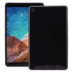 Funda Silicona Ultrafina Goma S02 para Xiaomi Mi Pad 4 Negro