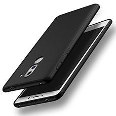 Funda Silicona Ultrafina Goma S03 para Huawei Honor 6X Pro Negro
