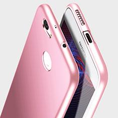 Funda Silicona Ultrafina Goma S03 para Huawei Nova Rosa