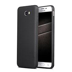 Funda Silicona Ultrafina Goma S03 para Samsung Galaxy J7 Prime Negro