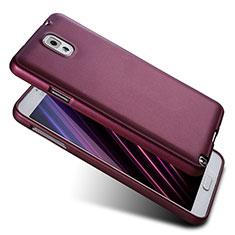 Funda Silicona Ultrafina Goma S03 para Samsung Galaxy Note 3 N9000 Morado
