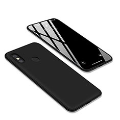 Funda Silicona Ultrafina Goma S03 para Xiaomi Redmi S2 Negro