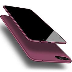 Funda Silicona Ultrafina Goma S04 para Huawei Honor 10 Morado