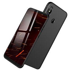 Funda Silicona Ultrafina Goma S04 para Xiaomi Redmi Note 5 Negro