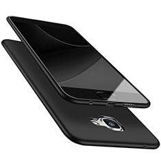 Funda Silicona Ultrafina Goma S05 para Samsung Galaxy A9 Pro (2016) SM-A9100 Negro