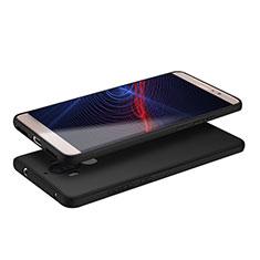 Funda Silicona Ultrafina Goma S08 para Huawei Mate 9 Negro