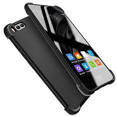 Funda Silicona Ultrafina Goma S08 para Xiaomi Mi 6 Negro