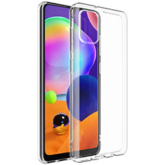 Funda Silicona Ultrafina Transparente G01 para Samsung Galaxy A31 Claro