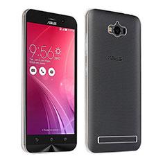 Funda Silicona Ultrafina Transparente Gel para Asus Zenfone Max ZC550KL Claro