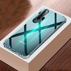Funda Silicona Ultrafina Transparente K01 para Huawei Honor 20 Pro Claro
