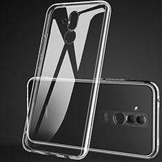 Funda Silicona Ultrafina Transparente K01 para Huawei Mate 20 Lite Claro