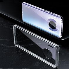 Funda Silicona Ultrafina Transparente K01 para Huawei Mate 30E Pro 5G Claro