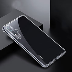 Funda Silicona Ultrafina Transparente K01 para Huawei Nova 5 Claro