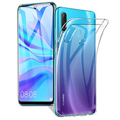 Funda Silicona Ultrafina Transparente K01 para Huawei P30 Lite XL Claro