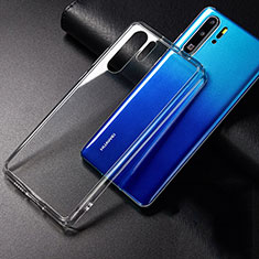 Funda Silicona Ultrafina Transparente K01 para Huawei P30 Pro Claro