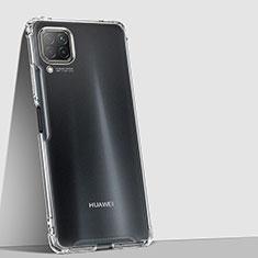 Funda Silicona Ultrafina Transparente K01 para Huawei P40 Lite Claro