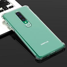 Funda Silicona Ultrafina Transparente K01 para OnePlus 8 Claro