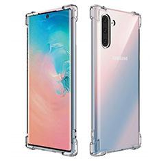 Funda Silicona Ultrafina Transparente K01 para Samsung Galaxy Note 10 5G Claro
