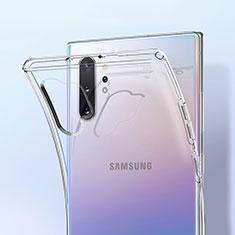 Funda Silicona Ultrafina Transparente K01 para Samsung Galaxy Note 10 Plus 5G Claro